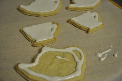 Decorated Gluten Free Sugar Cookies