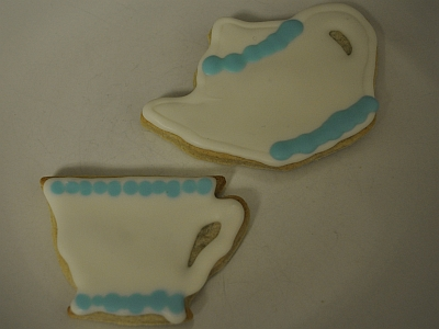 Decorated Gluten Free Sugar Cookie