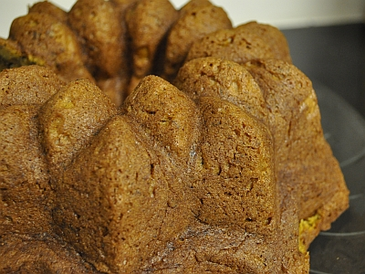 Gluten Free Pumpkin Bread/Cake Recipe