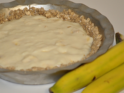 Gluten Free Banana Cream Pie Recipe