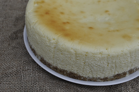 Dreamy Wedding Amaretto Cheesecake